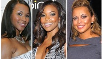 LeBron, Dwyane & Chris' Ladies: Who'd You Rather?