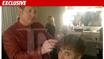 Justin Bieber Cuts His Hair -- The PHOTOS