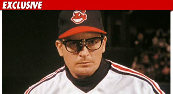 Charlie Sheen Major League Sequel