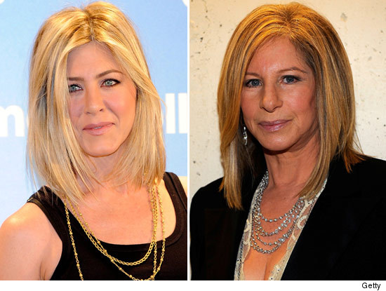 Jennifer Aniston New Haircut