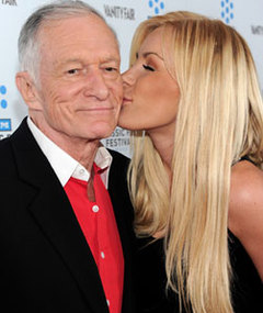 NEWS: Hugh Hefner & Crystal Harris Set a Date!