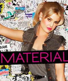FASHION: Kelly Osbourne Replaces Taylor Momsen for Material Girl