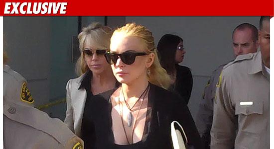 Lindsay Lohan Plea Bargain