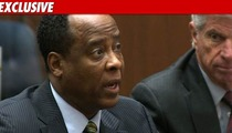Conrad Murray: Michael Broke the Syringe!