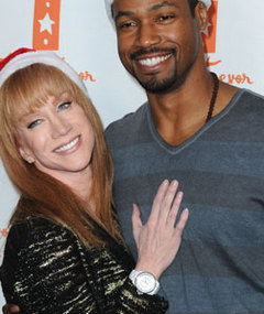 POLL:  Kathy Griffin & The Old Spice Guy ... PR Stunt?