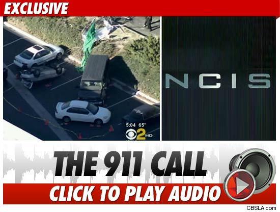 NCIS Car Accident