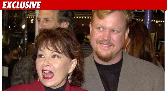 Roseanne Barr Ex Husband