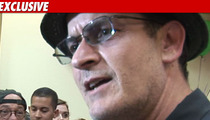 Charlie Sheen -- Clean As a Whistle