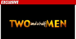 'Two And A Half Men' -- On the Chopping Block