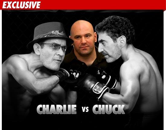 Charlie Sheen UFC