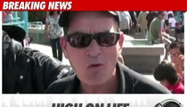 Charlie Sheen -- 'Men' Was a 'Toxic Environment'