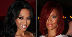 Ciara vs. Rihanna: Who'd You Rather?