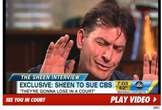 Charlie Sheen Abc Interview Video