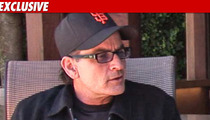 Charlie Sheen on Firing -- 'This Is Good News'