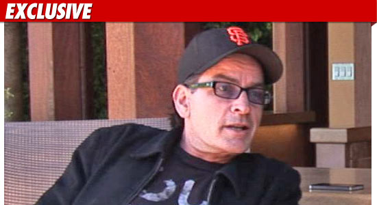Charlie Sheen Uncle Joe Esteves