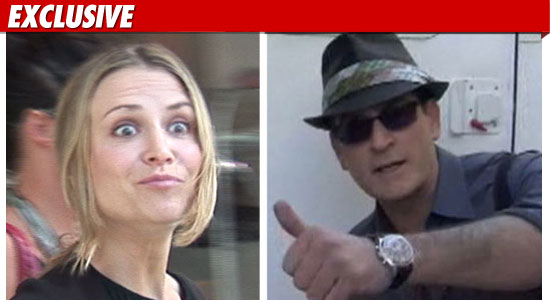 Brooke Mueller Charlie Sheen