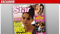 Katie Holmes Sues Star Magazine
