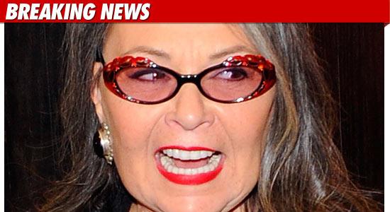 Roseanne Barr Goat
