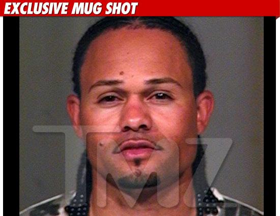 Coco Crisp Mug Shot