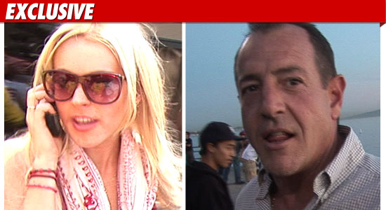 Lindsay Lohan Michael Lohan