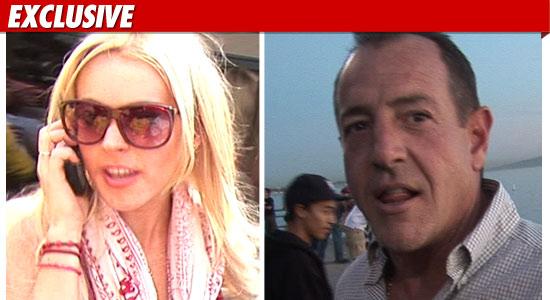 Lindsay Lohan Michael Lohan