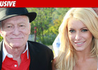 Hef to Fiancee -- We Don&#039;t Need No Damn Prenup!