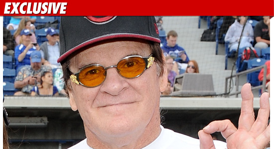 Pete Rose Divorce