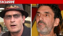 Charlie Sheen -- I'm Suing Lorre and Warner Bros!