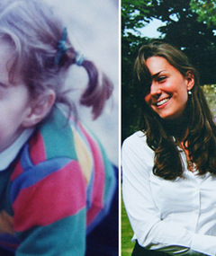 Kate Middleton's Family Releases Candid Photos