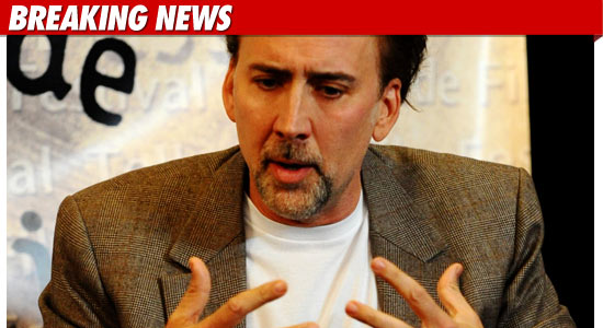 Nicolas Cage Child Abuse