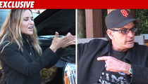 Charlie Sheen, Brooke Mueller Take Drug Tests