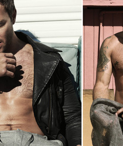 EYE CANDY: 'Hawaii Five-0' Stud Goes Shirtless for GQ!