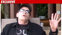 Charlie Sheen to Warner Bros: I Want a Public Trial!