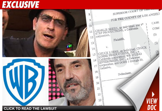 Charlie Sheen Lawsuit