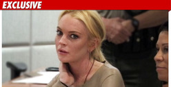 Lindsay Lohan -- Take That Deal and Shove It!