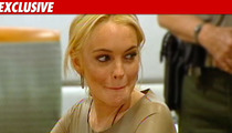 Lindsay Lohan -- Warming Up to Jail
