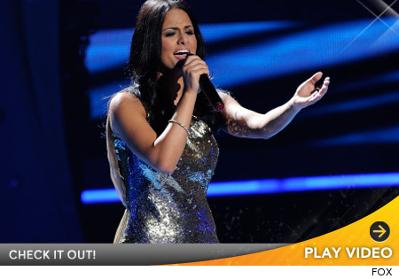 american idol pia pictures. AMERICAN IDOL: Pia Toscano