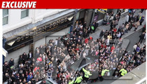 Justin Bieber TRAPPED -- 'Possible Riot Situation'