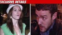 Jessica Biel and Timberlake -- It's Over!!!