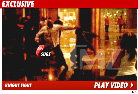 Suge Knight Fight Video