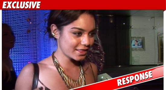 Vanessa Hudgens is angry over