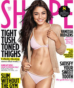 NEWS: Vanessa Hudgens Shows Bikini Bod, Talks Zac Efron Split
