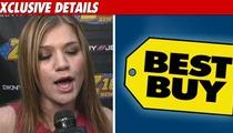Kelly Clarkson -- Best Buy Fixed My Orphan Problem