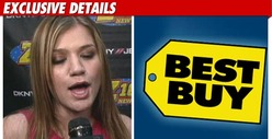 Kelly Clarkson -- Best Buy Fixed My Orphan Problem