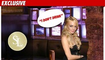 Lindsay Lohan: I Hit the Club ... Not the Bottle