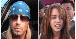 Bret Michaels, Miley Cyrus Awkward Duet Back On