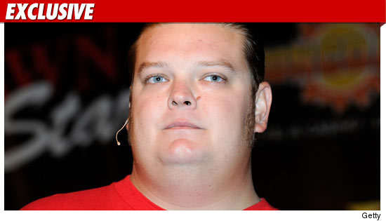 Corey Harrison aka Big Hoss -- Arrested for Battery