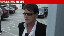 Charlie Sheen -- Losing in D.C.