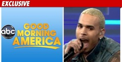 Chris Brown -- ABC Won&#039;t Press Charges