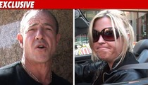 Michael Lohan CHARGED w/ Domestic Violence